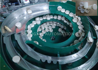 चीन Flexible Cap Automated Assembly Machines Bottles Feeders For Packing Industry आपूर्तिकर्ता