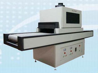 चीन 7Kw Auxiliary Machinery UV Curing Equipment For Cylindrical / Oval / Flat Bottles आपूर्तिकर्ता